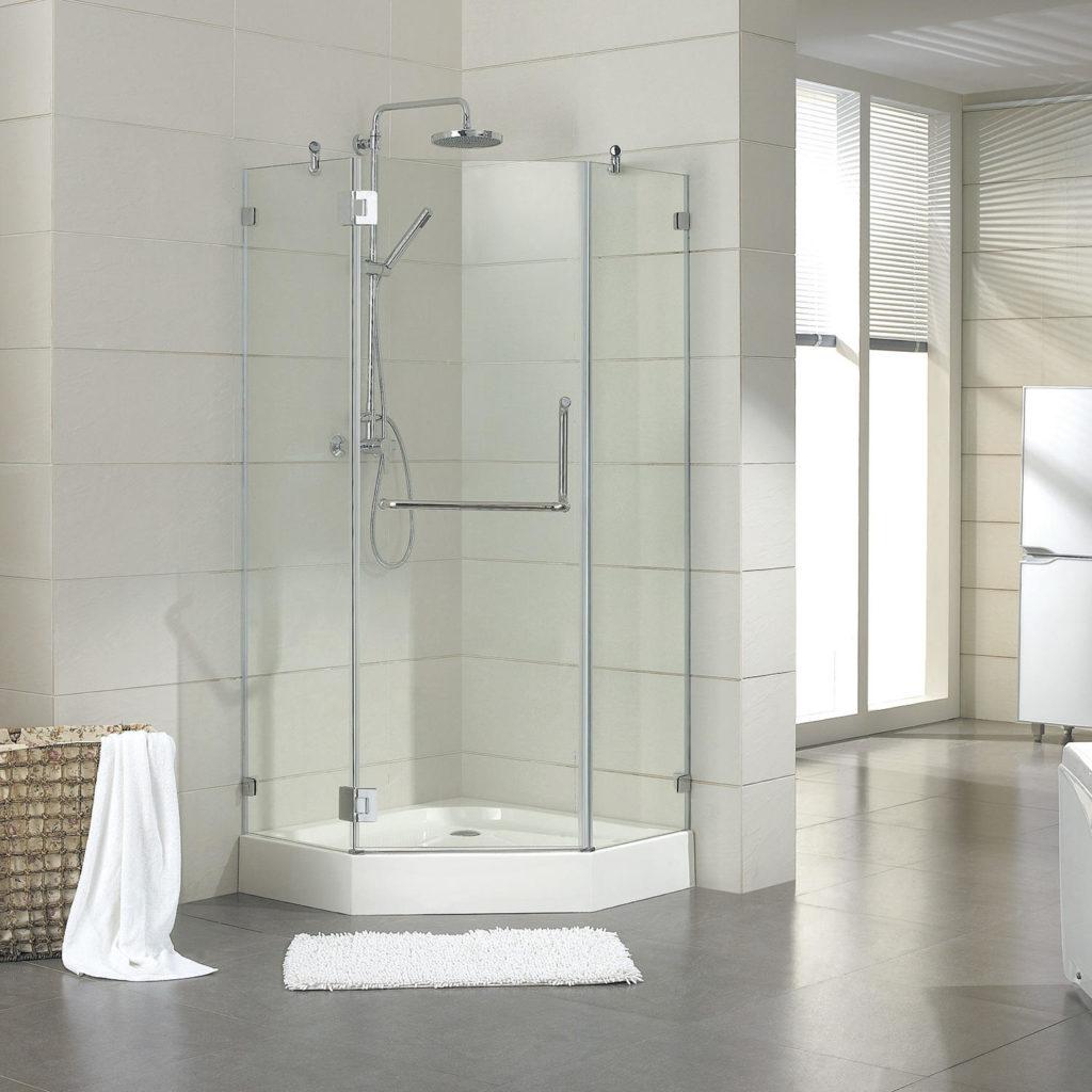 Shower Enclosures Amp Partitions Toilet Cubicles Toughened